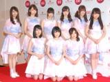 『第66回 NHK紅白歌合戦』初日リハーサル後、取材に応じた乃木坂46 (C)ORICON NewS inc.