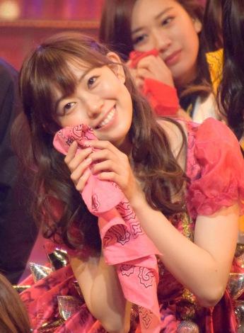 NMB48渡辺美優紀=『第66回NHK紅白歌合戦』初日リハーサルの模様 (C)ORICON NewS inc.