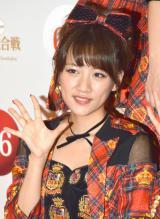 『第66回紅白歌合戦』リハーサル後、会見に応じた高橋みなみ (C)ORICON NewS inc.