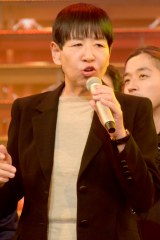 紅白歌合戦のリハーサルに参加した和田アキ子 (C)ORICON NewS inc.