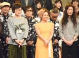 『第66回紅白歌合戦』のリハーサルを行った(左から)椎名林檎、レベッカ、今井美樹 (C)ORICON NewS inc.