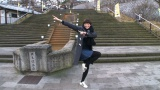 『うわっ!ダマされた大賞2015 年末4時間SP』でドッキリを仕掛けられた佐藤栞里 (C)日本テレビ