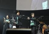 (左から)清野菜名&桐谷健太&神木隆之介