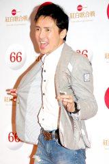 『第66回紅白歌合戦』リハーサル後、会見に応じた郷ひろみ (C)ORICON NewS inc.
