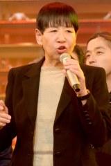 『第66回紅白歌合戦』に出場した和田アキ子(写真=29日リハーサルにて撮影) (C)ORICON NewS inc.