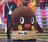 関ジャニ∞のステージを盛り上げたねば〜る君(写真はリハーサル) (C)ORICON NewS inc.