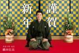 『信長協奏曲』(1月23日公開)で一人二役を演じる小栗旬
