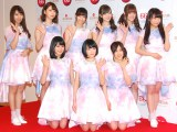 紅白初出場を果たした乃木坂46 (C)ORICON NewS inc.