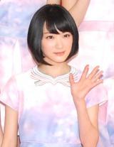 紅白初出場に感慨深げな乃木坂46・生駒里奈 (C)ORICON NewS inc.