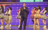 細川たかし、NMB48と共演=『第66回NHK紅白歌合戦』初日リハーサルの模様 (C)ORICON NewS inc.