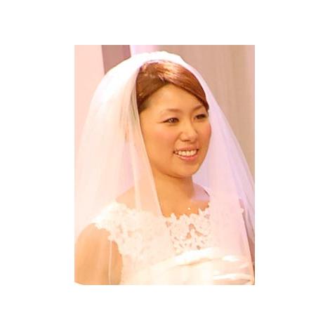 サムネイル 結婚を報告した斉藤瞳 (C)ORICON NewS inc.