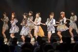 「新春特別公演2016」で「道頓堀よ、「道頓堀よ、泣かせてくれ!」を初披露したNMB48(C)NMB48
