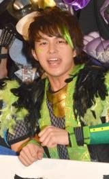 『BOYS AND MEN』(ボーイズアンドメン)新曲「BOYMEN NINJA」リリース記念イベントに出席した小林豊 (C)ORICON NewS inc.