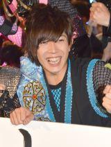 『BOYS AND MEN』(ボーイズアンドメン)新曲「BOYMEN NINJA」リリース記念イベントに出席した田村侑久 (C)ORICON NewS inc.