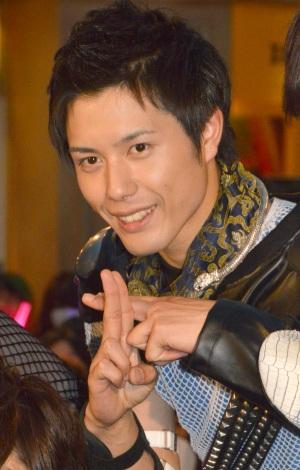 『BOYS AND MEN』(ボーイズアンドメン)新曲「BOYMEN NINJA」リリース記念イベントに出席した勇翔 (C)ORICON NewS inc.