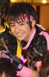 『BOYS AND MEN』(ボーイズアンドメン)新曲「BOYMEN NINJA」リリース記念イベントに出席した本田剛文 (C)ORICON NewS inc.