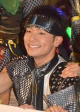『BOYS AND MEN』(ボーイズアンドメン)新曲「BOYMEN NINJA」リリース記念イベントに出席した田中俊介 (C)ORICON NewS inc.