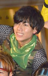 『BOYS AND MEN』(ボーイズアンドメン)新曲「BOYMEN NINJA」リリース記念イベントに出席した吉原雅斗 (C)ORICON NewS inc.
