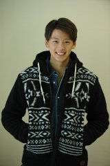 1月期にテレビ朝日系で放送される連続ドラマ『スミカスミレ』に初の等身大の大学生役で出演する竹内涼真(C)テレビ朝日