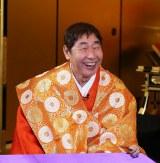 1月5日放送、テレビ東京系『蛭子の図解の教典』で蛭子能収がMCに初挑戦(C)テレビ東京