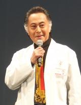 フジテレビ系ドラマ『フラジャイル』の試写会に登壇した北大路欣也 (C)ORICON NewS inc.