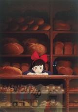 日本テレビ系『金曜ロードSHOW!』で22日に放送される『魔女の宅急便』場面カット (C)日本テレビ