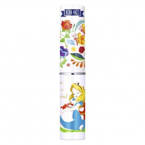 サムネイル 『DHC 薬用 リップクリーム [アリス]ホワイト(医薬部外品)』(税込価格:756円) (c)Disney