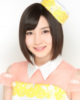 AKB48卒業を発表した岩田華怜(C)AKS