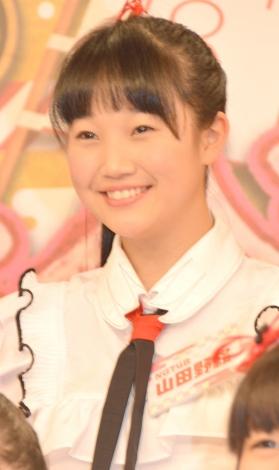 HKT48とNGT48による日本テレビ新番組『HKT48vsNGT48 さしきた合戦』(毎週月曜 深1:29※関東ローカル)に出演する山田野絵 (C)ORICON NewS inc.