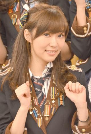 HKT48とNGT48による日本テレビ新番組『HKT48vsNGT48 さしきた合戦』(毎週月曜 深1:29※関東ローカル)に出演する指原莉乃 (C)ORICON NewS inc.