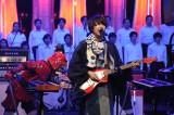 1月10日放送のテレビ朝日系『関ジャム 完全燃SHOW』にゲスト出演するゲスの極み乙女。(C)テレビ朝日