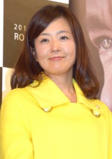 弁護士としては初のイベント出演となった菊間千乃 (C)ORICON NewS inc.