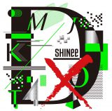 SHINeeの日本4枚目のアルバム『D×D×D』が初登場1位