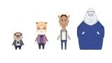 「紙兎ロペ」×『アウト×デラックス』コラボエピソードは1月7日の『めざましテレビ』と『アウト×デラックス』の新春スペシャルで放送