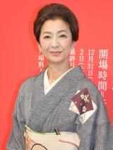 高橋惠子、着物文化の発展願う