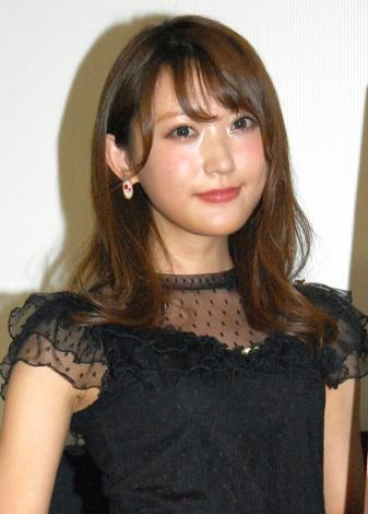 映画『きみといた2日間』公開記念トークショーに出席した菅野結以 (C)ORICON NewS inc.