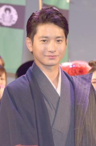 向井理の画像 写真 小栗旬 人生初ランウェイに緊張 大トリに やべぇなと 25枚目 Oricon News