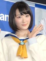 初紅白を振り返った乃木坂46・生駒里奈 (C)ORICON NewS inc.