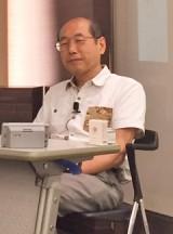"""""""優待生活""""桐谷さんが「NO.1優待」を紹介 (C)oricon ME inc."""