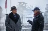 『ブリッジ・オブ・スパイ』主演のトム・ハンクス(左)、スティーブン・スピルバーグ監督