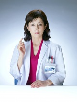 『科捜研の女』の主人公・榊マリコを演じる沢口靖子(C)テレビ朝日