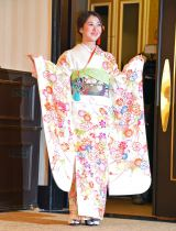 「AKB48グループ成人式記念撮影会」に参加したAKB48の伊豆田莉奈 (C)ORICON NewS inc.