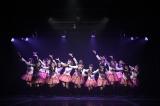 初日公演で初のチーム「チームNIII」をお披露目したNGT48(C)AKS