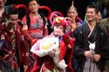 地球ゴージャスの最新公演で20歳の誕生日を祝福され涙する大原櫻子