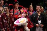 地球ゴージャスの最新公演『The Love Bugs』カーテンコールで20歳の誕生日を祝福された大原櫻子