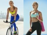 キャンペーンモデルのヴィタ・シドルキナが着こなすFOREVER21の新アクティブウェアをチェック