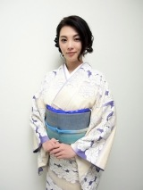 1月12日スタート、NHKドラマ10『愛おしくて』に主演する田中麗奈 (C)ORICON NewS inc.