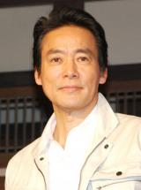 NHKドラマ『恋の三陸 列車コンで行こう!』の会見に出席した村上弘明 (C)ORICON NewS inc.