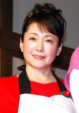 NHKドラマ『恋の三陸 列車コンで行こう!』の会見に出席した松坂慶子 (C)ORICON NewS inc.