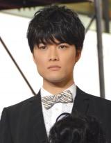 映画『さらば あぶない刑事』レッドカーペットイベントに登場した入江甚儀 (C)ORICON NewS inc.